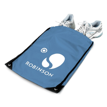 Picture of ROBINSON Shoe bag blue
